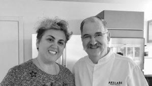 Mi clase con el gran cocinero Pedro Subijana